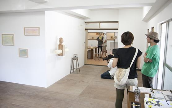 財団助成イベント連動企画KYOTO OPEN STUDIO 2011