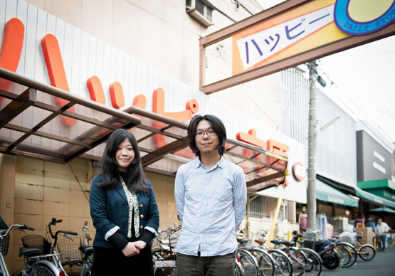 HAPS(東山 アーティスツ・プレイスメント・サービス)インタビュー 遠藤水城、芦立さやか(HAPS)