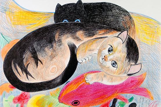 ジミー・ツトム・ミリキタニ回顧展−日系人強制収容所と9.11を体験した反骨のホームレス画家−