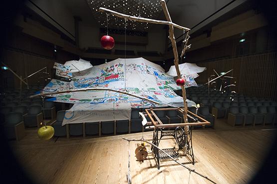 KYOTO EXPERIMENT 京都国際舞台芸術祭 2014 プレイベント劇団・地点による音楽劇「はだかの王様」