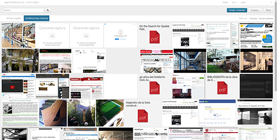 デジタル・アーカイブにみる新しい公共性のかたち―フランドル建築アーカイブセンターとアレハンドロ・デ・ラ・ソタ財団の事例から