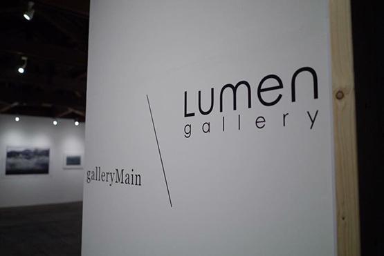 映像ギャラリー Lumen gallery オープン