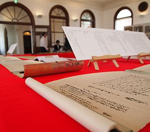 文字と印刷の歴史が いまを生きる私たちに語りかけること――企画展「手書き文字から印刷の時代へ」を振り返って