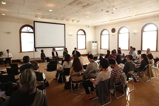 助成事業 超京都2016 トークイベント